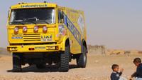 LIAZ 111.154 Tedom Truck na závodech Rally Dakar