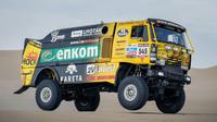 LIAZ 111.154 na závodech Rally Dakar