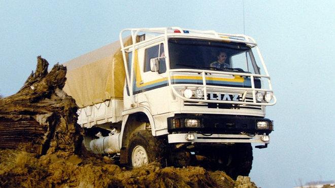 Škoda-LIAZ 100.55 Dakar
