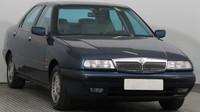 Lancia Kappa, jejímž prvním vlastníkem byl Václav Havel