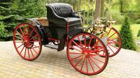 Pontiac Model E z roku 1908 byl vyráběn ještě pdo značkou Oakland