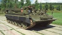 Vyprošťovací tank VT-72