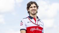 Antonio Giovinazzi bude příští rok závodit