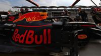 Daniel Ricciardo v tréninku v Maďarsku