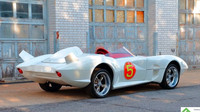 Aukce filmových aut nabídne řadu skvostů ze sbírky George Barrise