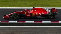 Sebastian Vettel za deštivé kvalifikace v Maďarsku