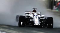 Marcus Ericsson za deštivé kvalifikace v Maďarsku