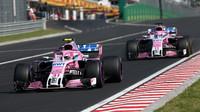 Force India zavádí po kolizi tvrdý režim: Pérez s Oconem spolu již nebudou moci závodit +VIDEO - anotační obrázek