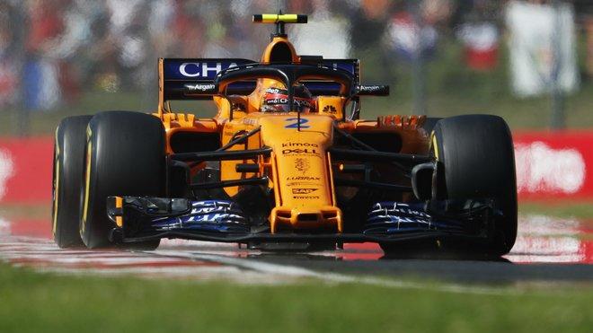 McLarenu svědčí spíše pomalé okruhy, na těch rychlých s dlouhými rovinkami kvůli neefektivní aerodynamice propadá