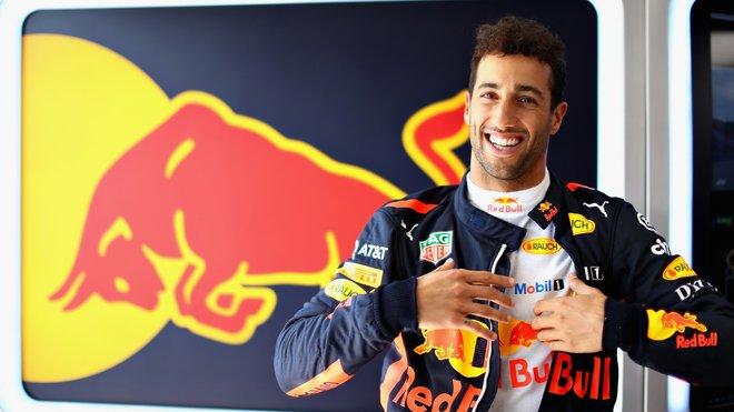 Ricciardo se na nové angažmá v Renaultu těší