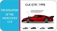 Evoluce Mercedes-Benz třídy CLK