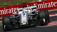 Marcus Ericsson zažil ve svém voze chvíle hrůzy (ilustrační foto)