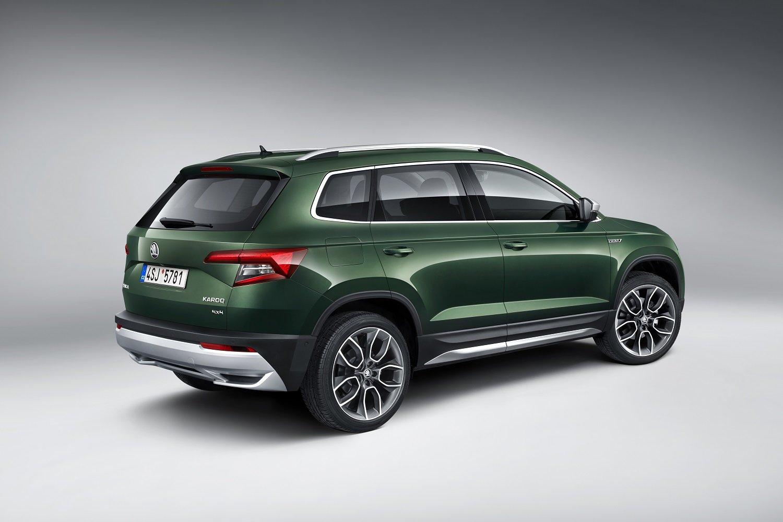 Škoda Karoq se dočká robustnější varianty s označením Scout