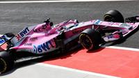 Force India na závodní okruhy vyrazí i po letní přestávce