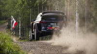 Ogier byl jediným, kdo jel ve Finsku s novou aerodynamikou