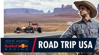 Ricciarův výlet v USA