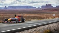 Daniel Ricciardo se vydal na cestu napříč USA ve velmi neobvyklém voze
