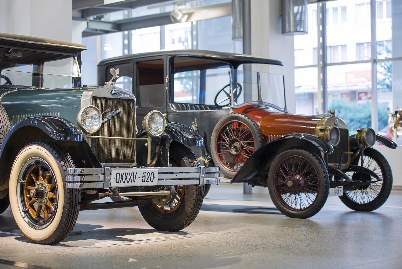 Ilustrační foto - Škoda Muzeum