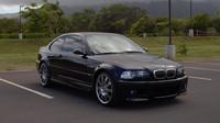 BMW M3 generace e46 s nájezdem 283 km je skutečný poklad