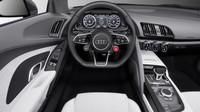 Interiér: Audi R8 E-Tron