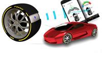 Chytrá pneumatika Pirelli - dočkáme se jí v brzké budoucnosti v F1?