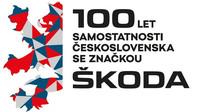 Škoda slaví stoleté výročí vzniku republiky také mimořádným paketem Edice 100