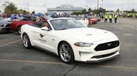 Ford slaví významné výročí, na silnice již vyslal přes 10 000 000 Mustangů