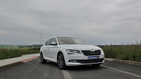 Škoda Superb L&K1.8TSI