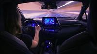 Komunikace mezi automobily? Technologie budoucnosti má předcházet nehodám - anotační foto