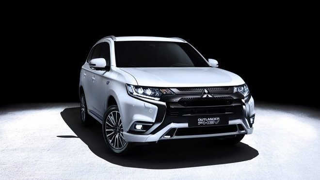 Mitsubishi Outlander PHEV MY19