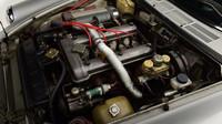 Alfa Romeo Spider z roku 1976, jejímž prvním vlastníkem byl legendární boxer Muhammad Ali