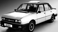 Škoda 105/120 se ve Velké Británii prodávala pod označením Estelle