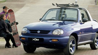 Rarita jménem Suzuki X-90. Znáte zábavné SUV-cabrio pro mladé? - anotační foto