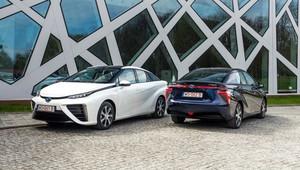 VÍME KDY A JAK. Cena vodíkových aut klesne na úroveň hybridů - anotační obrázek