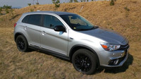 Mitsubishi ASX Black Edition