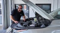 Ilustrační fotografie; Lexus ve svých servisech experimentuje s technologií rozšířené reality
