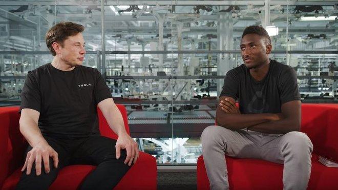 Elon Musk se rozpovídal o současnosti a budoucnosti Tesly