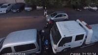 Pokus o krádež motocyklu skončil pro zloděje fiaskem