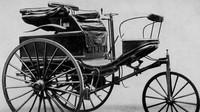 Benz Patent-Motorwagen model III, ve kterém se Bertha Benz vydala na svou cestu