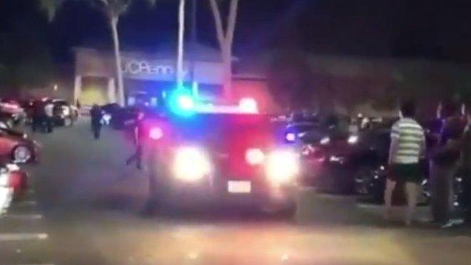 Policisté předvedli ukázkový zákrok
