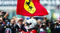 Bude se na Monze Vettel radovat stejně jako v Belgii?