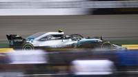 Valtteri Bottas na rovince ve Spa nejrychlejší
