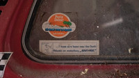 Lada Niva, speciál upravený pro Rally Paříž - Dakar