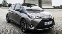 Hybridní Toyota