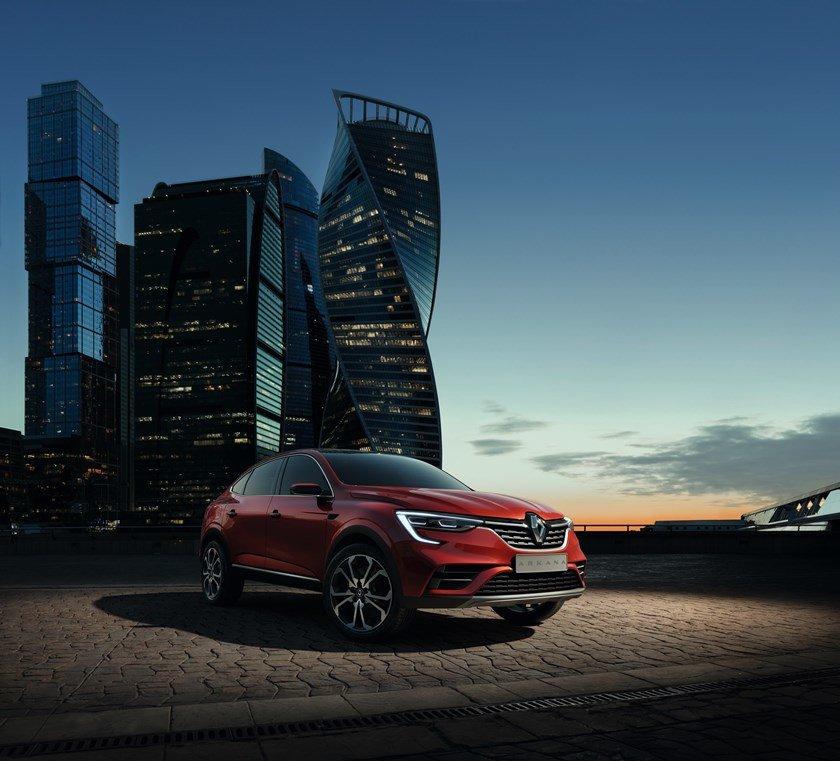 Móda SUV kupé se přesouvá i do nižších sfér, Renault Arkana má ale zásadní vadu - anotační obrázek