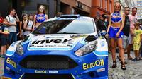 EuroOil-invelt team čeká souboj o druhé místo v šampionátu - anotační obrázek