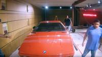 Dvě odepsaná BMW M1 se proměnila v úchvatné umělecké dílo
