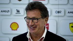Prezident Ferrari reaguje na Verstappenova slova. Čeká Holanďana budoucnost v rudém? - anotační obrázek