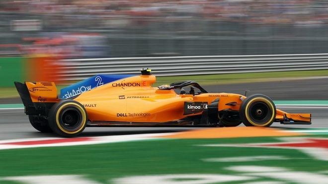 Stoffel Vandoorne u McLarenu skončí, místo něj bude závodit Lando Norris