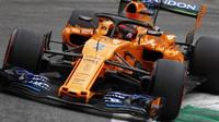 """""""Vandoorne je jedním z největších talentů Formule 1,"""" tvrdí Alonso - anotační foto"""